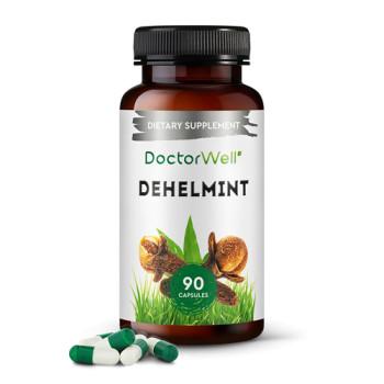 Комплекс от паразитов Dehelmint DoctorWell