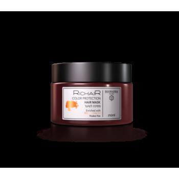 Маска защита цвета с маслом макадами Richair EGOMANIA