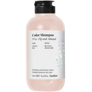 BACK BAR COLOR SHAMPOO № 01 Шампунь для защиты цвета и блеска волос FARMAVITA
