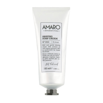 Amaro Shaving Soap Cream Крем для бритья FARMAVITA