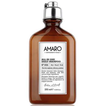 Amaro All in one daily shampoo Растительный шампунь FARMAVITA