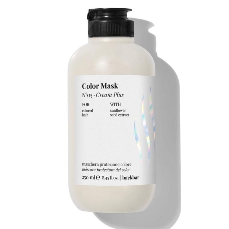 BACK BAR COLOR  MASK № 05  Защитная маска для окрашенных волос FARMAVITA