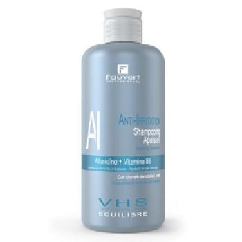 ВИТА ГИДРО РЕЛАКС Шампунь-комфорт успокаивающий для чувствительной кожи головы с Аллантоином и витамином В6 FAUVERT