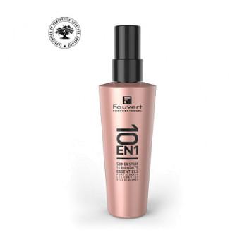 Крем-маска 10 в 1 интенсивно-питательный, восстанавливающий для волос FAUVERT