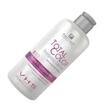 VHS PERFECTION ЦВЕТ Шампунь для окрашенных волос с комплексом АНА и витамином Е FAUVERT