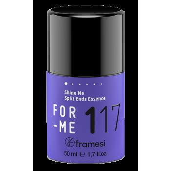 Сыворотка для кончиков волос FOR-ME 117 SHINE ME SPLIT ENDS FRAMESI