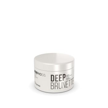 Маска для темных оттенков волос MORPHOSIS DEEP BRUNETTE TREATMENT FRAMESI