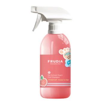 Шампунь для ног с ароматом персика FRUDIA