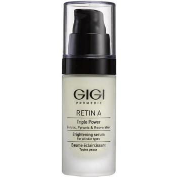 Отбеливающий гель для деликатных зон Retin A RejuvIntim Whitening Gel GIGI