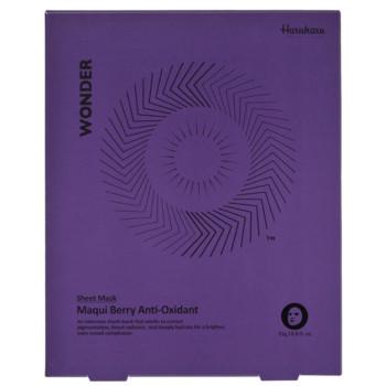 Maqui Berry Anti-Oxidant Mask*5 Набор масок для лица антиоксидантных с экстрактом ягод Маки, 5х25 гр HARUHARU WONDER