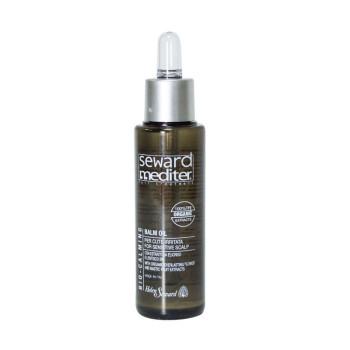 BIO-CALMING BALM OIL Успокаивающее масло для чувствительной кожи головы HELEN SEWARD