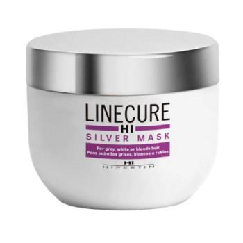 Маска для светлых поврежденных волос Linecure Silver Mask HIPERTIN
