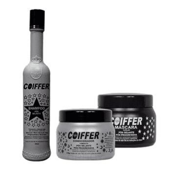 Набор для продления эффекта выпрямления для смешанного типа волос Prate COIFFER
