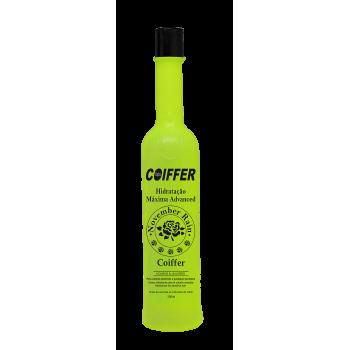 Система для разглаживания и увлажнения волос November Rain Hidratacao COIFFER