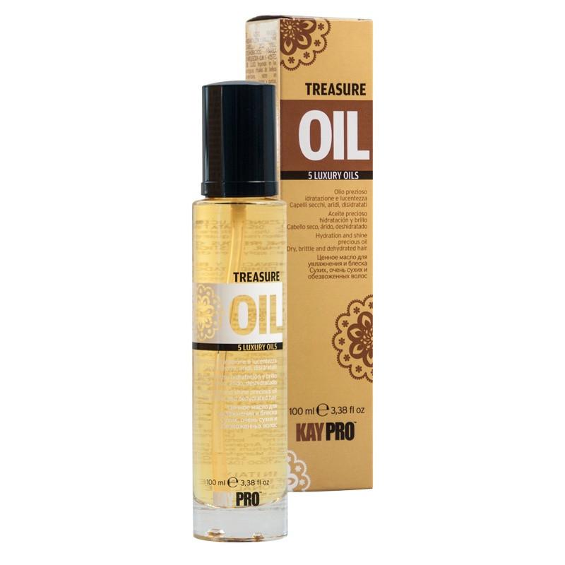 Увлажняющее драгоценное масло KAYPRO