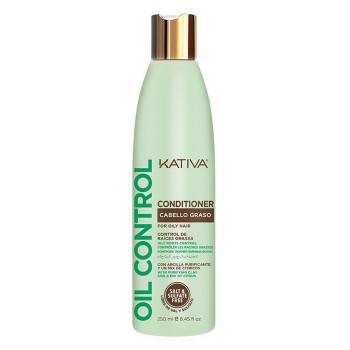 OIL CONTROL Кондиционер Контроль для жирных волос KATIVA