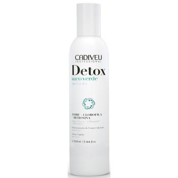 Растительный коктейль Detox - Green Juice CADIVEU