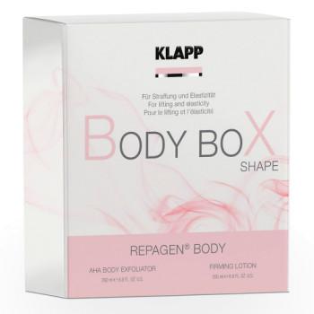"""Набор для ухода за телом """"Shape"""" REPAGEN BODY KLAPP"""