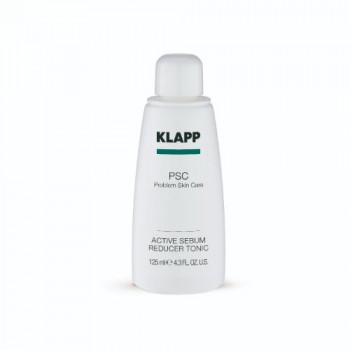 Активно-заживляющий концентрат PSC PROBLEM SKIN CARE Active Sebum Reducer KLAPP