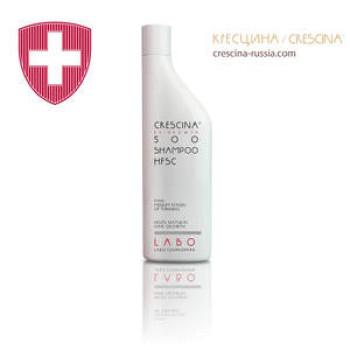 Шампунь для стимуляции роста волос для женщин Hfsc 100% 500 CRESCINA