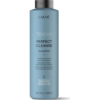 Мицеллярный шампунь для глубокого очищения волос PERFECT CLEANSE SHAMPOO LAKME