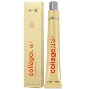 COLLAGECLAIR Cуперосветляющая крем-краска для волос LAKME
