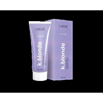 K.BLONDE Крем для обесцвечивания волос без аммиака LAKME