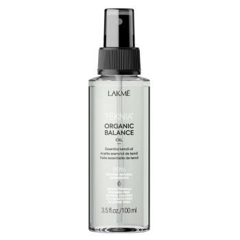 Эфирное масло кенди для питания и смягчения волос и кожи ORGANIC BALANCE OIL LAKME