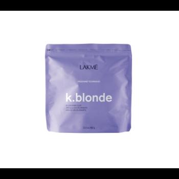 K.BLONDE Глина для обесцвечивания волос LAKME