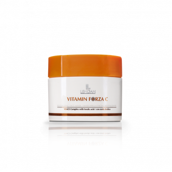 Восстанавливающая маска для лица Vitamin C LENDAN