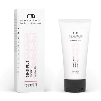 SENSI PLUS MASK Успокаивающая маска для чувствительной и раздраженной кожи Mesaltera by dr. Mikhaylova