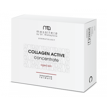 COLLAGEN ACTIVЕ Концентрат Mesaltera by dr. Mikhaylova