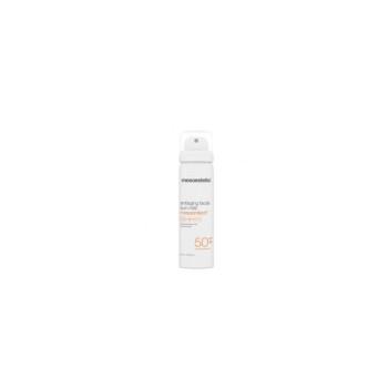 Mesoprotech antiaging facial sun mist50+ Сперей для лица солнцезащитный MESOESTETIC