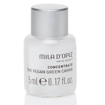 Омолаживающий концентрат с веганской икрой The Vegan Green Caviar Concentrate MILA D'OPIZ