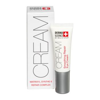 Восстанавливающий крем от морщин для кожи вокруг глаз Smoothing Repair Eye Cream MILA D'OPIZ