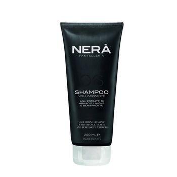 Шампунь для придания объема тонким волосам с экстрактами апельсина, лимона и бергамота NERA