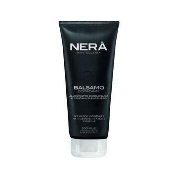 Увлажняющий кондиционер для облегчения расчесывания волос  с экстрактом грейпфрута и сахаром  NERA