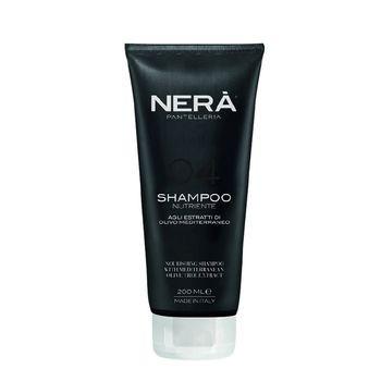 Восстанавливающий шампунь для сухих и поврежденных волос с экстрактом средиземноморских оливок NERA