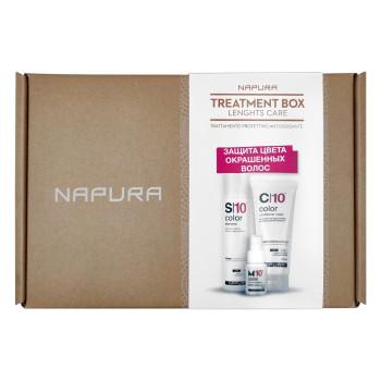 Color BOX 10 Интенсивность и продолжительность цвета NAPURA