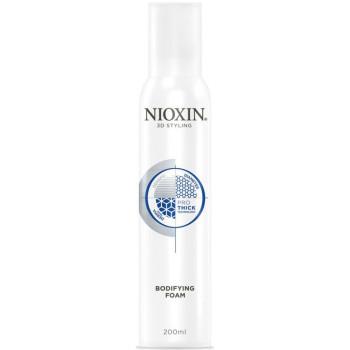 Мусс для объема подвижной фиксации NIOXIN