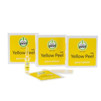 Yellow Peel Set Желтый пилинг NEW PEEL