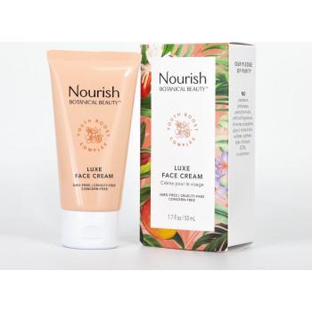 "Luxe Face Cream Крем для лица ""Роскошь Орхидеи"" NOURISH ORGANIC"