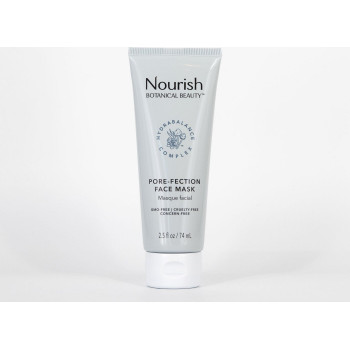 "Pore-Fection Face Mask Маска с каолином ""Чистые поры"" NOURISH ORGANIC"