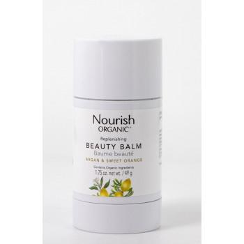 """Replenishing Beauty Balm Органический бальзам """"Арган и Сладкий апельсин"""" NOURISH ORGANIC"""