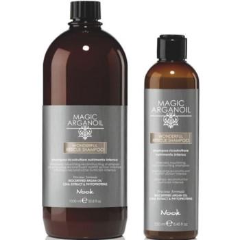 Реконструирующий интенсивно-питательный шампунь Wonderful Rescue Shampoo NOOK