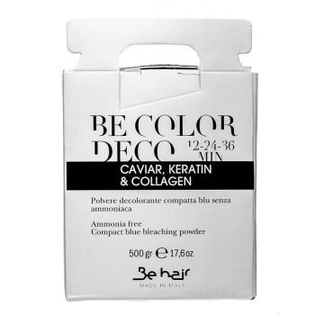 Пудра для осветления волос без аммиака Be Color Deco BE HAIR