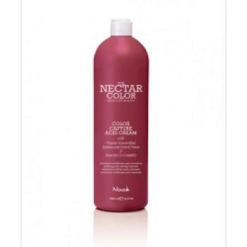 Крем фиксирующий для волос после окрашивания Color Capture Acid Cream NOOK