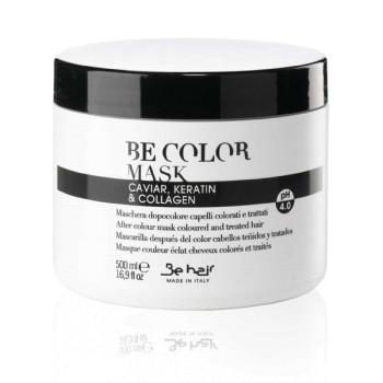 Маска-фиксатор цвета для окрашенных волос Be Color After Colour Mask BE HAIR