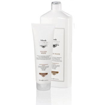 Маска для глубокого восстановления нормальных или толстых поврежденных волос Ph 4,7 Repair Damage Mask NOOK