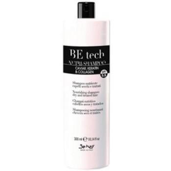 Шампунь для окрашенных и поврежденных волос Be Color After Colour Shampoo BE HAIR
